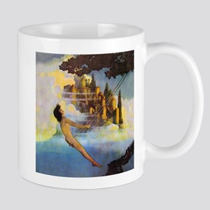 Dinky Bird by Maxfield Parrish Mug