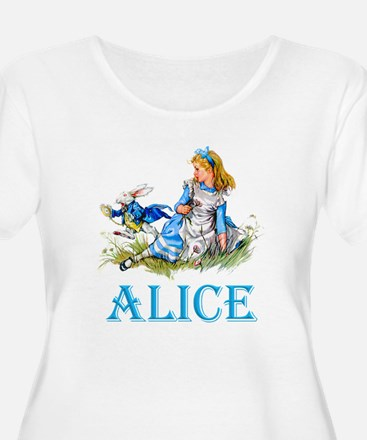 Alice and the T-Shirt