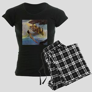 Dinky Bird by Maxfield Parri Women's Dark Pajamas