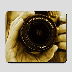 Photographer Mousepad