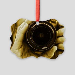 Photographer Picture Ornament