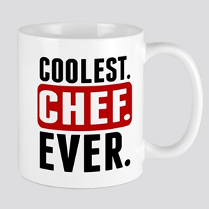 Coolest. Chef. Ever. Mugs