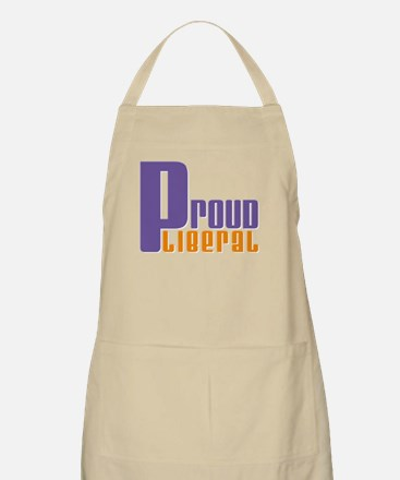 Proud Liberal Apron