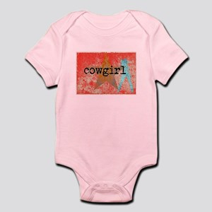 COUNTRY STAR COWGIRL Body Suit