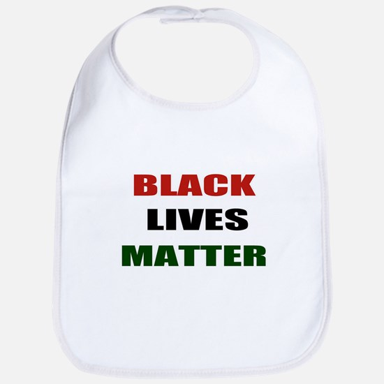 Black lives matter 2 Bib