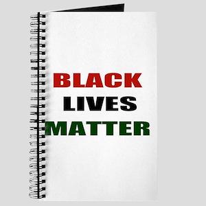 Black lives matter 2 Journal