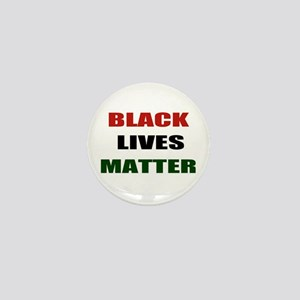 Black lives matter 2 Mini Button