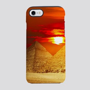 Egyptian Pyramids At Sunset iPhone 8/7 Tough Case