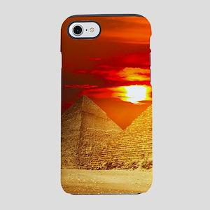 Egyptian Pyramids At Sunset iPhone 8/7 Tough Case