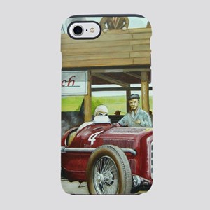 Vintage Car Racing iPhone 8/7 Tough Case