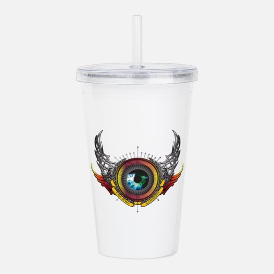C-Side Designs Logo Acrylic Double-wall Tumbler