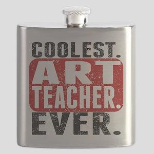 Coolest. Art Teacher. Ever. Flask