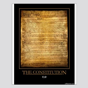 The Constitution Small Poster