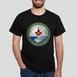 Uss George Hw Bush Cvn 77 T-Shirt