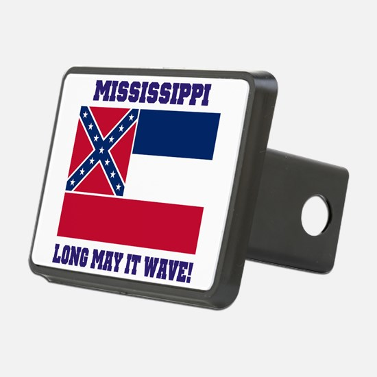 Mississippi State Flag Hitch Cover