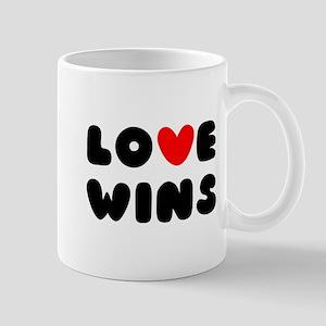 Love Wins Mugs