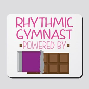 Rhythmic Gymnast Mousepad