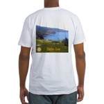 Timber Cove Fitted T-Shirt