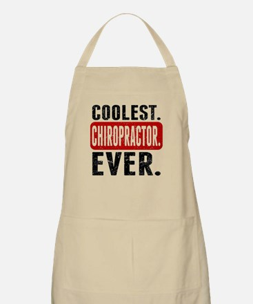 Coolest. Chiropractor. Ever. Apron