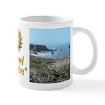 Ca Portuguese Beach Mugs