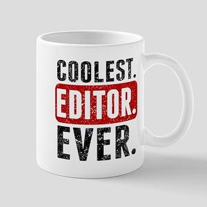Coolest. Editor. Ever. Mugs