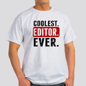 Coolest. Editor. Ever. T-Shirt