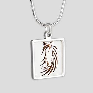 Brown Horse Head Necklaces