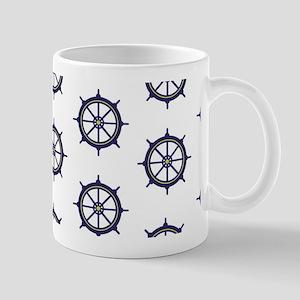 Captain's Wheel - Large Mug