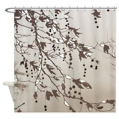 Sycamore Shower Curtain