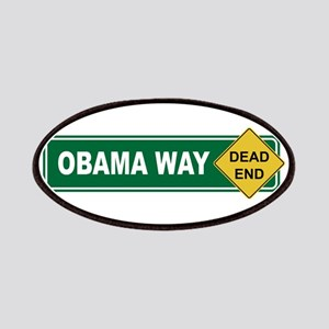 Obama Way Dead End Patches