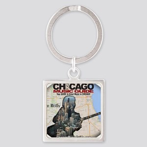 Andre Reilly CMG Design 01 Square Keychain