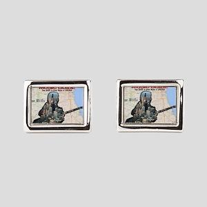 Andre Reilly CMG Design 01 Rectangular Cufflinks