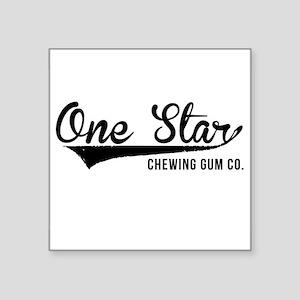 One Star Co. Text Logo Sticker