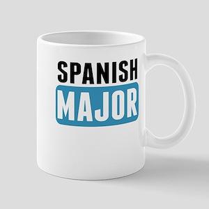 Spanish Major Mugs