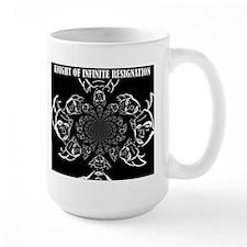 Knight of Infinite Resignation Mugs