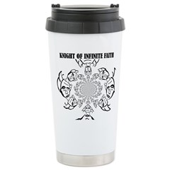 Knight of Infinite Faith Travel Mug