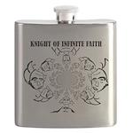 Knight of Infinite Faith Flask