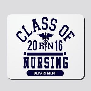 Class Of 2016 RN Mousepad