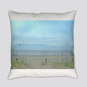 Seascape Dreams Everyday Pillow