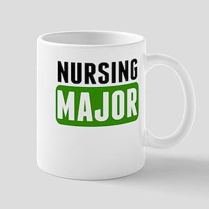 Nursing Major Mugs