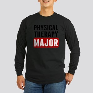 Physical Therapy Major Long Sleeve T-Shirt