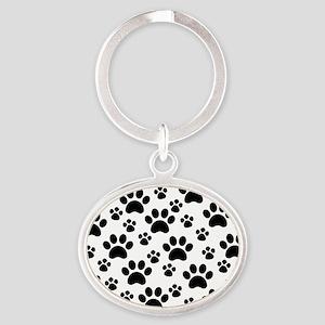 Dog Paws Keychains