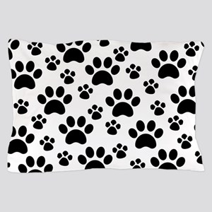 Dog Paws Pillow Case