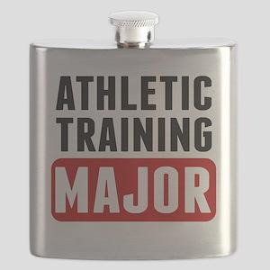 Athletic Training Major Flask