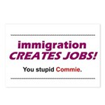 Immigration Postcards (Package of 8)