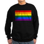 Gay Flag Sweatshirt