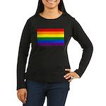 Gay Flag Long Sleeve T-Shirt