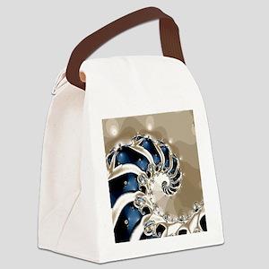 Osteodiplopada Canvas Lunch Bag