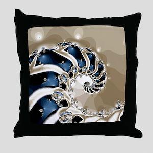 Osteodiplopada Throw Pillow