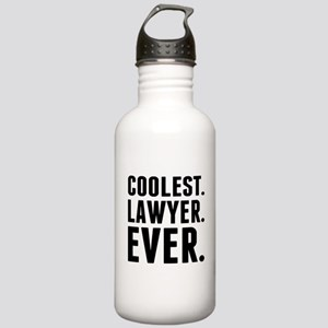 Coolest. Lawyer. Ever. Water Bottle